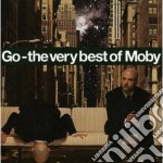 Moby - Go - The Very Best Of cd musicale di Moby