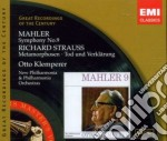 SINFONIA N.9 cd musicale di Otto Klemperer