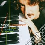 IL PANE, IL VINO E LA VISIONE cd musicale di Sergio Cammariere