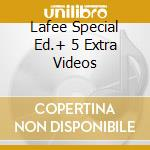 LAFEE SPECIAL ED.+ 5 EXTRA VIDEOS cd musicale di LAFEE