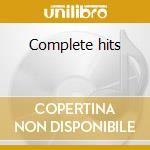 Complete hits cd musicale di Richard Cliff