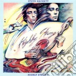 HIGHLY STRUNG (REMAST.2007) + BONUS cd musicale di HACKETT STEVE