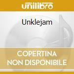 Unklejam cd musicale di Unklejam