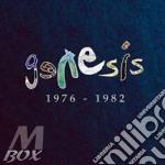 1976 - 1982  (BOX 12 CD) cd musicale di GENESIS