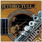 Jethro Tull - The Best Of Acoustic Jethro Tull cd musicale di Tull Jethro
