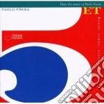 ROSSO, VERDE, GIALLO E BLU cd musicale di Paolo Fresu