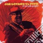 FOLK ART cd musicale di LOVANO JOE & US FIVE