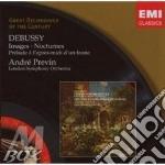 IMAGES/PRELUDE A L'APRES-MIDI D'UN FAUNE cd musicale di AndrÈ Previn