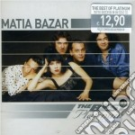 Matia Bazar - The Best Of Platinum cd musicale di MATIA BAZAR