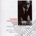 TAKIN' OFF (2007 RVG REMASTER) cd musicale di Herbie Hancock