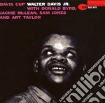 DAVIS CUP (2007 RVG REMASTER) cd musicale di DAVIS WALTER JR.
