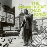 THE MAGNIFICENT THAD JONES (2007 RVG REM cd musicale di Thad Jones