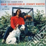 BACK AT THE CHICKEN SHACK (2007 RVG REMA cd musicale di Jimmy Smith