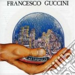 Francesco Guccini - Metropolis cd musicale di Francesco Guccini