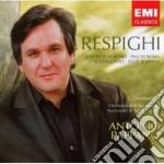 ROMAN TRILOGY cd musicale di RESPIGHI