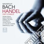 DIXIT DOMINUS/BACH: MAGNIFICAT cd musicale di Natalie Dessay