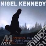 Mozart Wolfgang Amadeus - Kennedy Nigel - Concerti Per Violino cd musicale di Nigel Kennedy