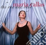 THE ONE AND ONLY cd musicale di Maria Callas