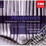 Gemini: hindermith kammermusik cd musicale di Claudio Abbado
