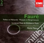 Gemini: faure orch works cd musicale di Michel Plasson