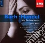 Gemini: bach & handel cantatas cd musicale di Neville Marriner