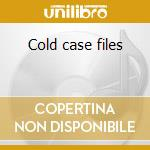 Cold case files cd musicale di Onyx