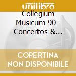 Concertos & overtures cd musicale di Telemann georg phili