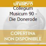 Donner one/deus judicium t cd musicale di Telemann georg phili