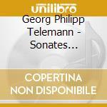 Sonates corelli santes canonic cd musicale di Telemann georg phili