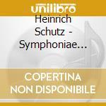 Symphoniae sacrae op.10 cd musicale di Schutz