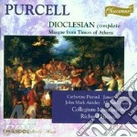 Dioclesian/tition of athens cd musicale di Purcell