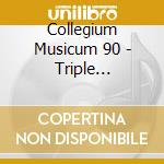 Triple concertos cd musicale di Telemann georg phili