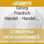Handel in rome cd musicale di Franz Schumann