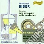 Sonatae tam aris quam aulis cd musicale di Biber heinrich ignaz