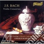 Concerto for violin and string cd musicale di Bach johann sebastian