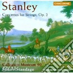 Concerto x string op.2 nos.1-6 cd musicale di Stanley