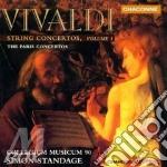 String concertos v.1 cd musicale di Antonio Vivaldi