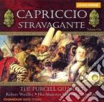 Capriccio stravagante v.1 cd musicale di Artisti Vari