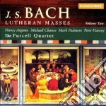 Bach - Messe Lutheriennes V.1 Bwv233 And 236 cd musicale di Bach johann sebastian