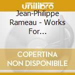 Pieces de clavecin cd musicale di Jean-philippe Rameau