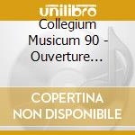 Collegium Musicum 90 - Ouverture Comique cd musicale di Telemann georg philip