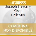 Missa cellensis cd musicale di Haydn franz joseph