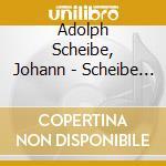 Sinfonie cd musicale di Scheibe