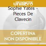 Pieces de clavecin cd musicale di Couperin
