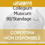 Christmas - concertos & cantatas cd musicale di Artisti Vari