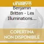 Les illuminations op.18 cd musicale