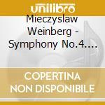 Weinberg, Mieczyslaw - Symphonie N? 4. Sinfonietta N? 2 cd musicale di Weinberg