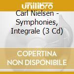 Symphonies cd musicale di Nielsen