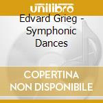 Six orchestral songs cd musicale di Grieg