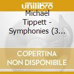 Symphonies cd musicale di Tippett